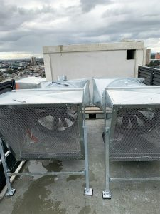 Projects Hvac Air Condition Roof