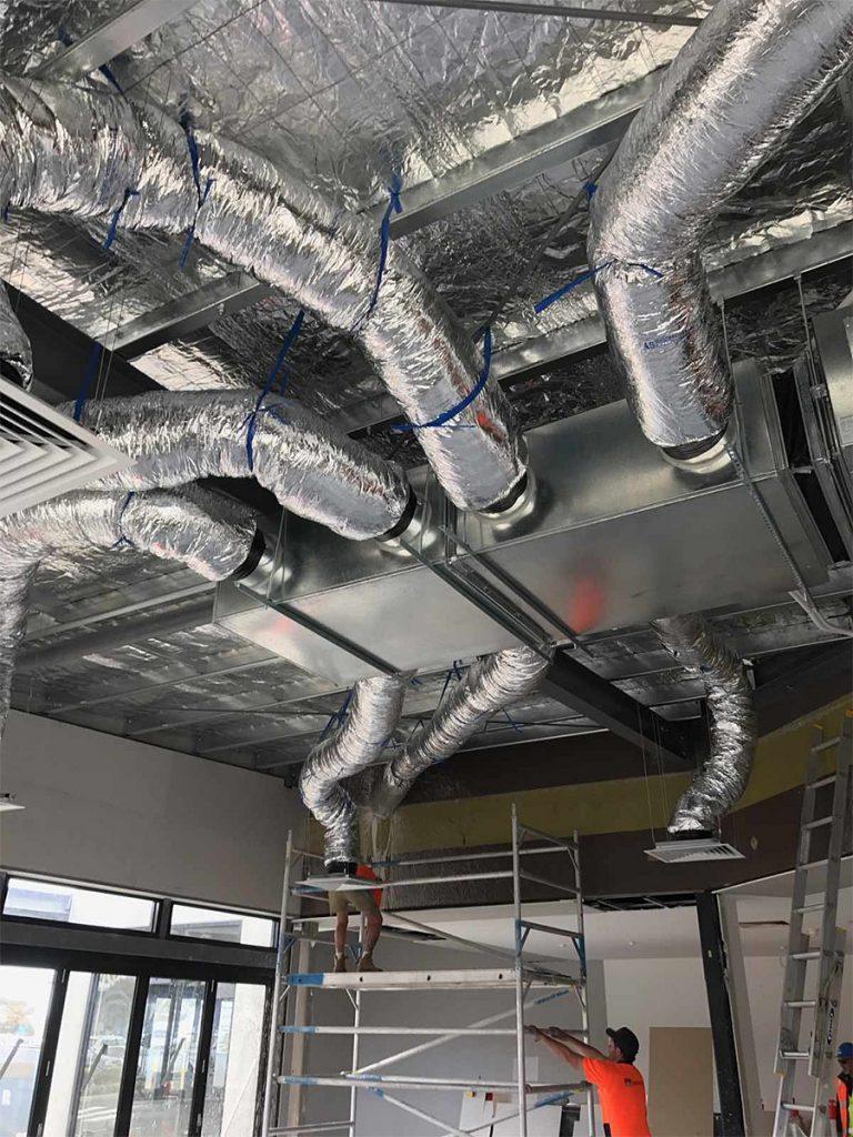 Projects Hvac Installing Ventilation