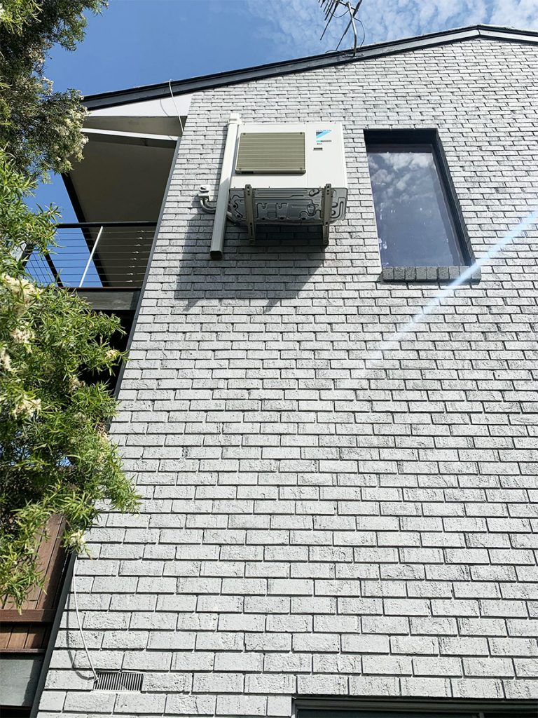 Projects Hvac Oudoor Home Installation